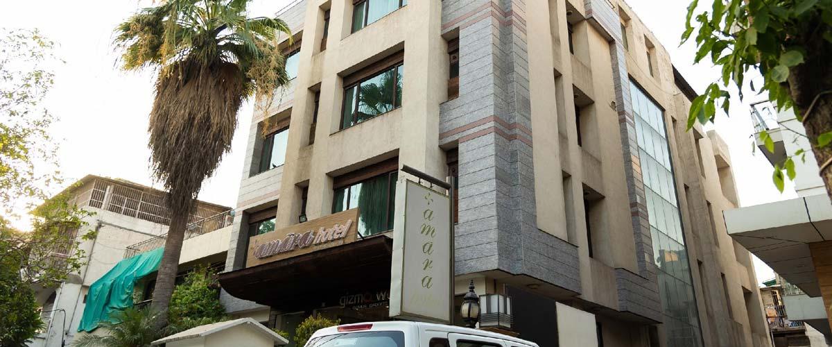 Amara Hotel, New Delhi