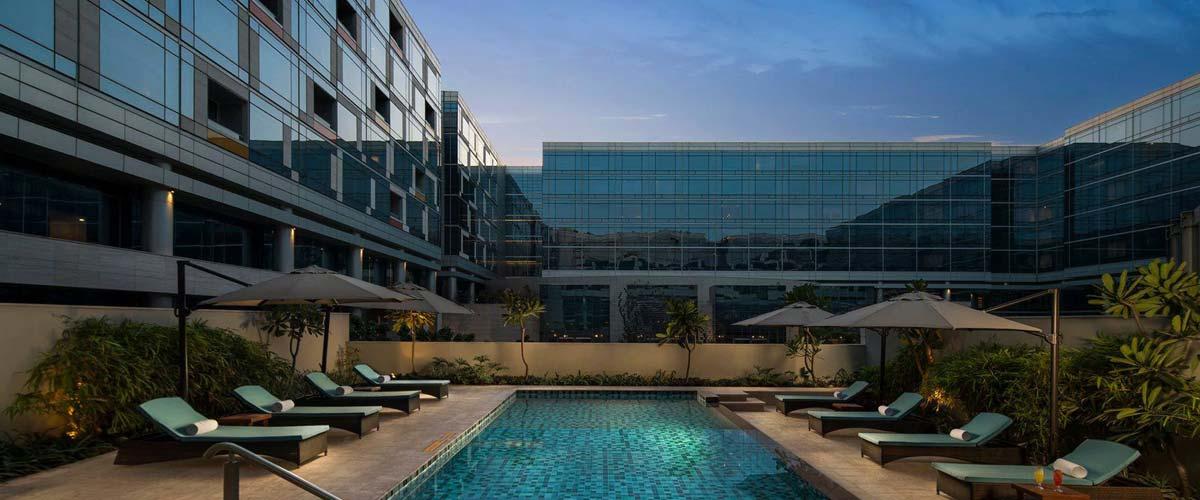 Andaz Hotel, New Delhi
