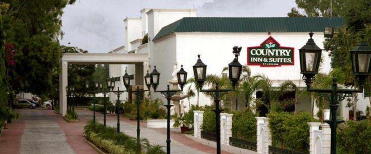 Country Inn and Suites, New Delhi