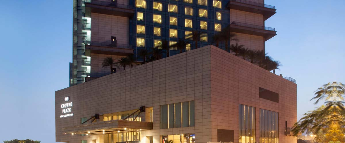 Crowne Plaza Hotel, New Delhi
