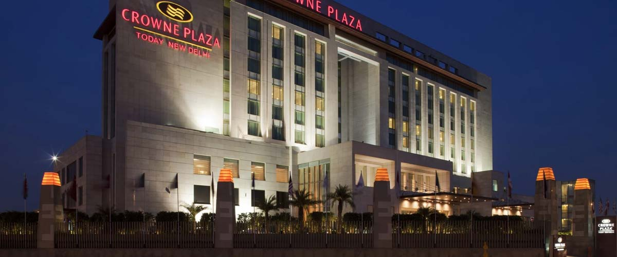 Crowne Plaza Okhla, New Delhi