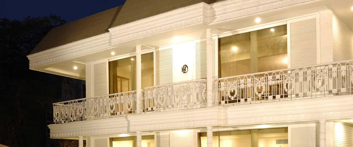 Diplomat Hotel, New Delhi
