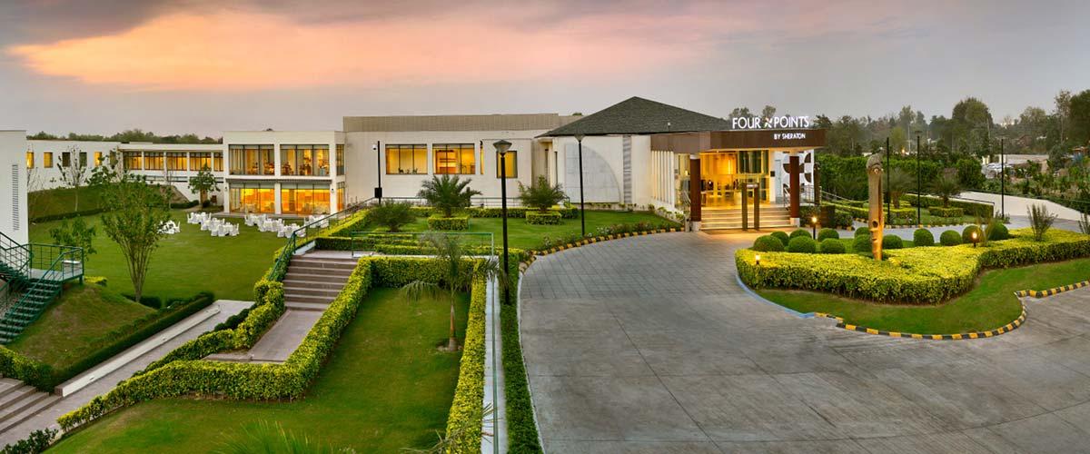 Four Points Hotel by Sheraton, New Delhi