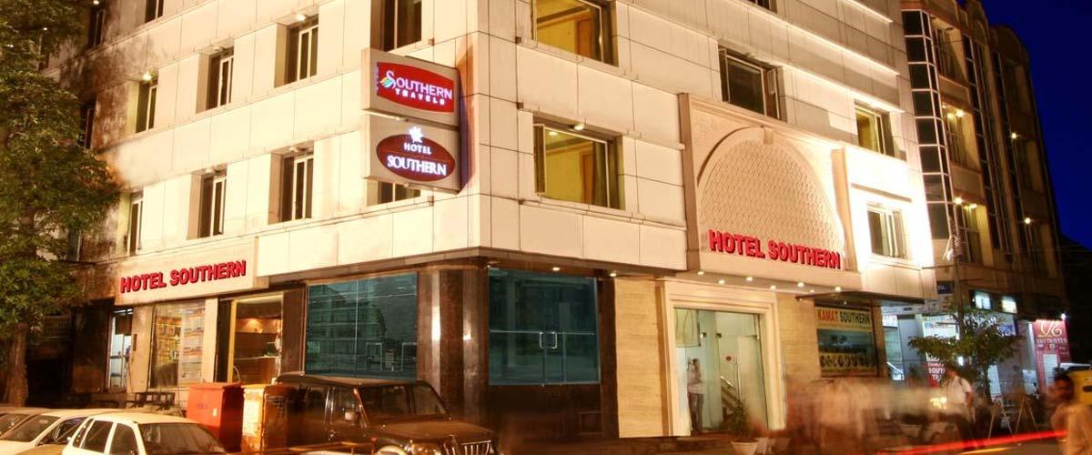 Southern Hotel, New Delhi