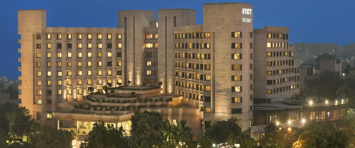 Hyatt Regency Hotel, New Delhi