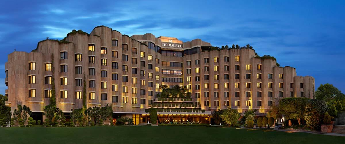ITC Maurya Hotel, New Delhi