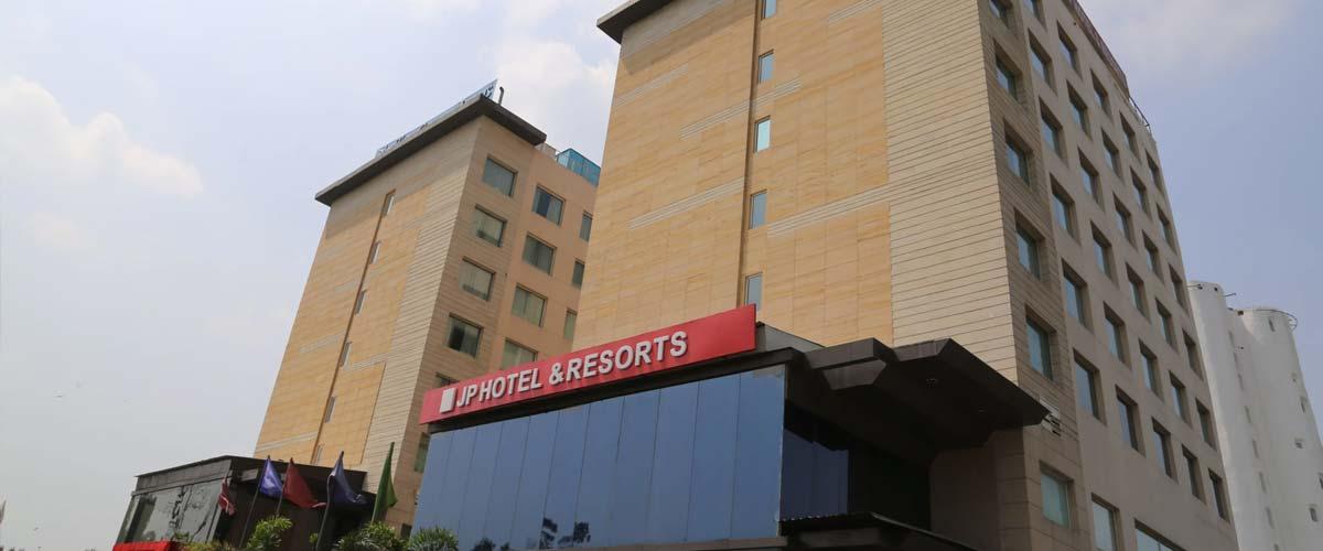 JP Hotel and Resorts, New Delhi