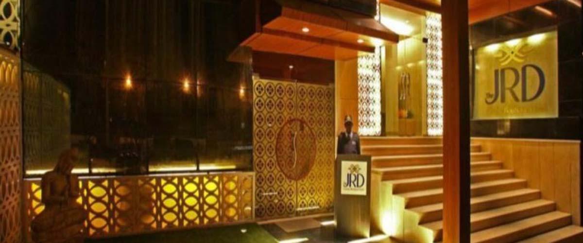 JRD Luxury Boutique Hotel, New Delhi
