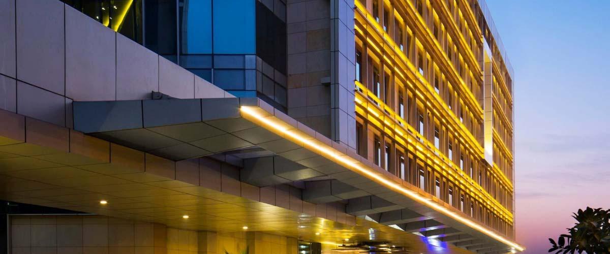 JW Marriott Hotel Aerocity, New Delhi