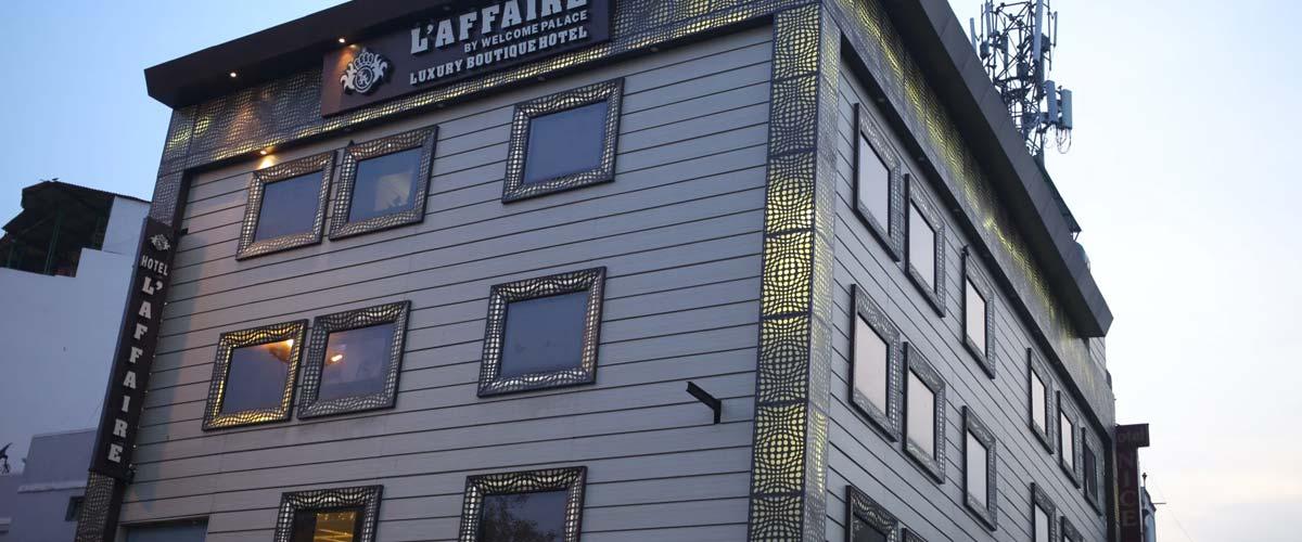 L'Affaire Hotel, New Delhi