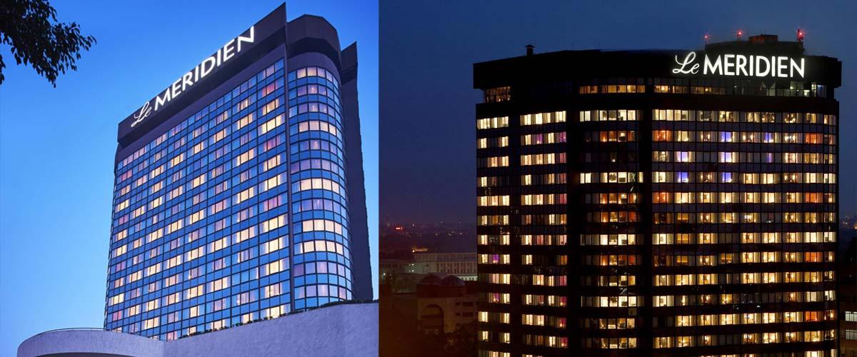 Le Méridien hotel, New Delhi