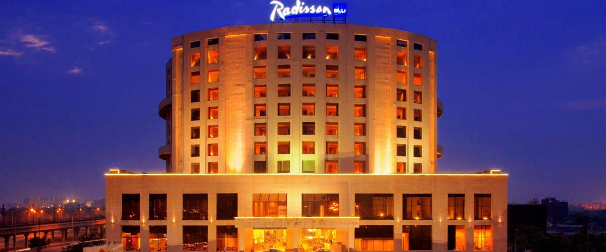 Radisson Blu Hotel, Dwarka New Delhi
