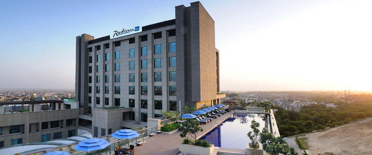 Radisson Blu Hotel, Paschim Vihar Delhi