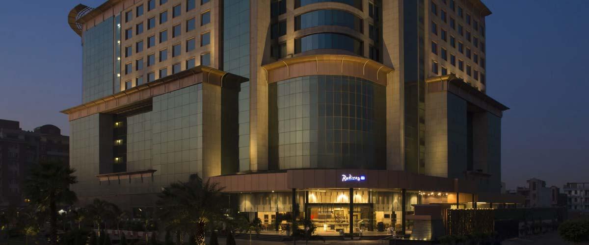 Radisson Blu Kaushambi Hotel, Delhi