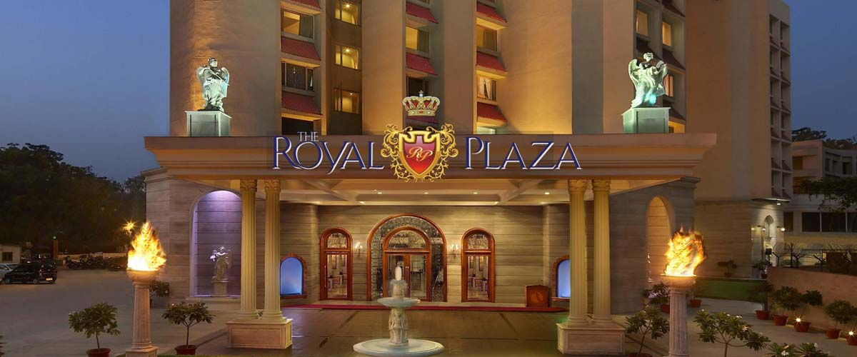 Royal Plaza Hotel, New Delhi