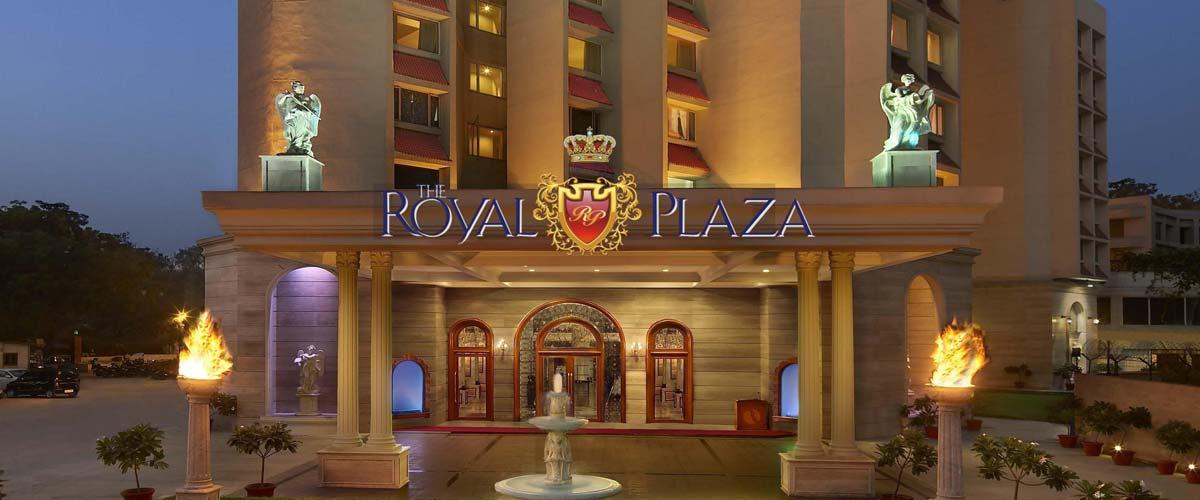 Royal Plaza Hotel, New Delhi