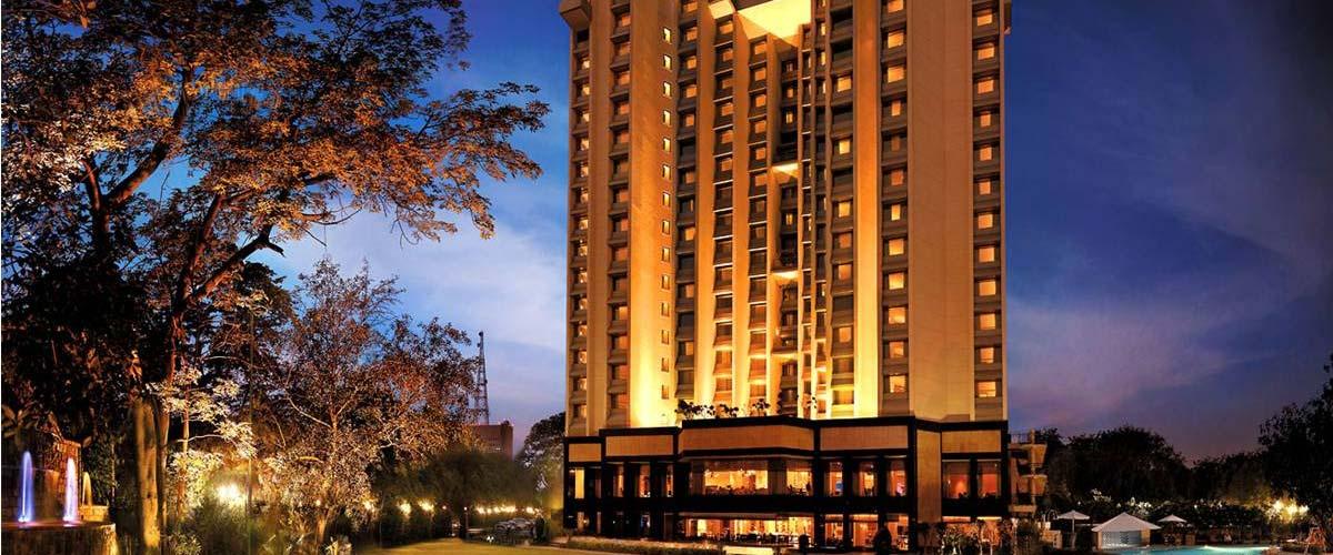 Shangri La's Eros Hotel, New Delhi