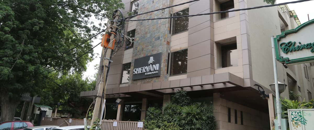 Shervani Hotel, Nehru Place New Delhi