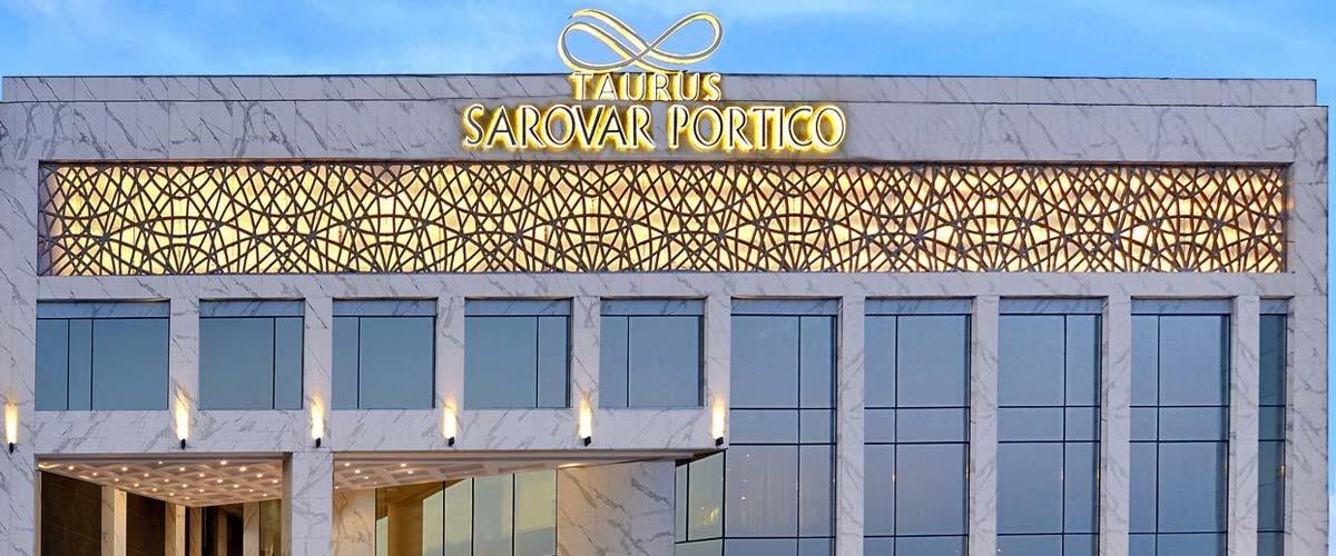 Taurus Sarovar Portico Hotel, New Delhi