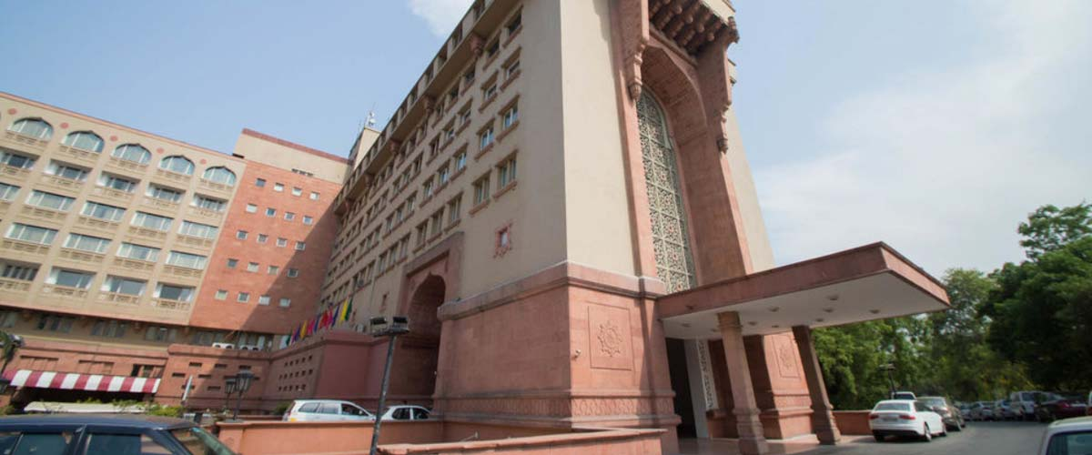 The Ashok Hotel, New Delhi