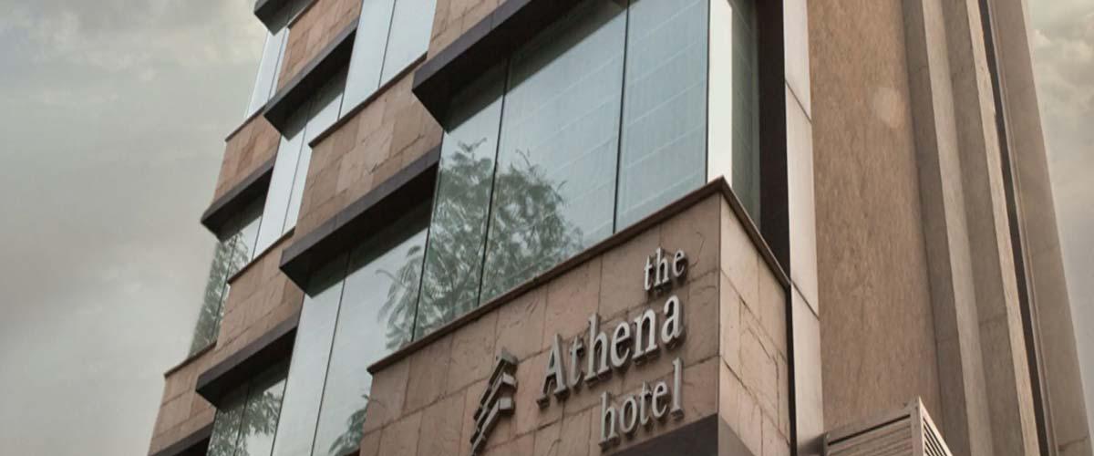 The Athena Hotel, New Delhi
