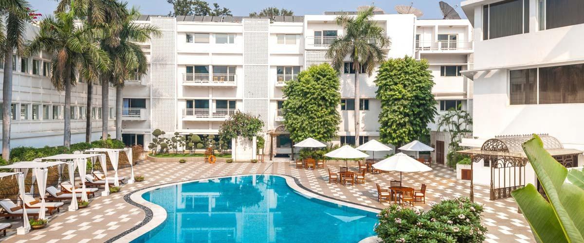The Claridges Hotel, New Delhi