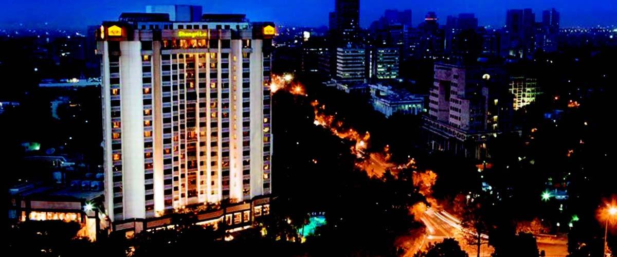 The Eros Hotel, New Delhi – 5 Star
