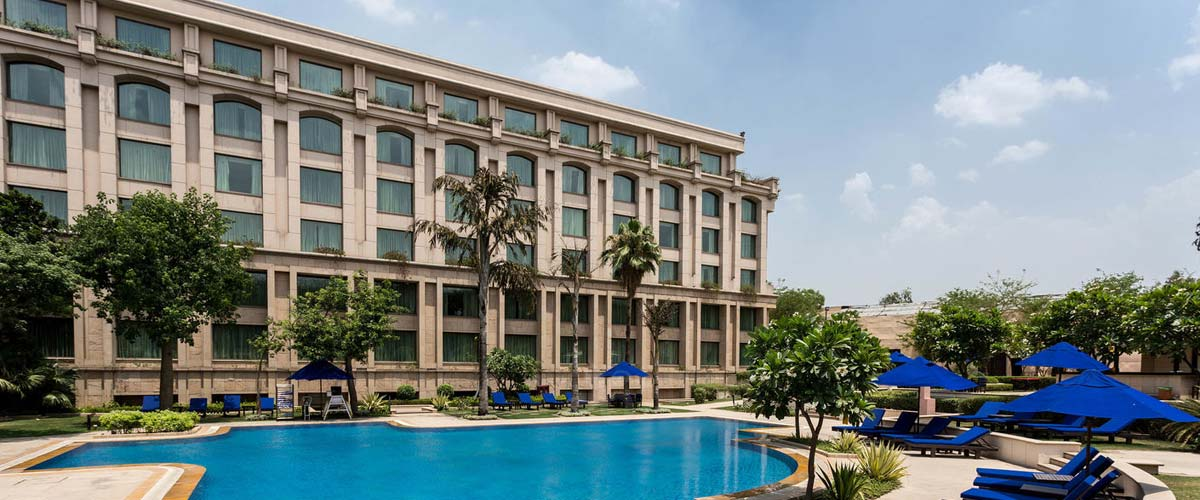 The Grand Hotel, New Delhi