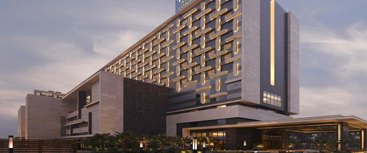 The Leela Ambience Convention Hotel, Delhi