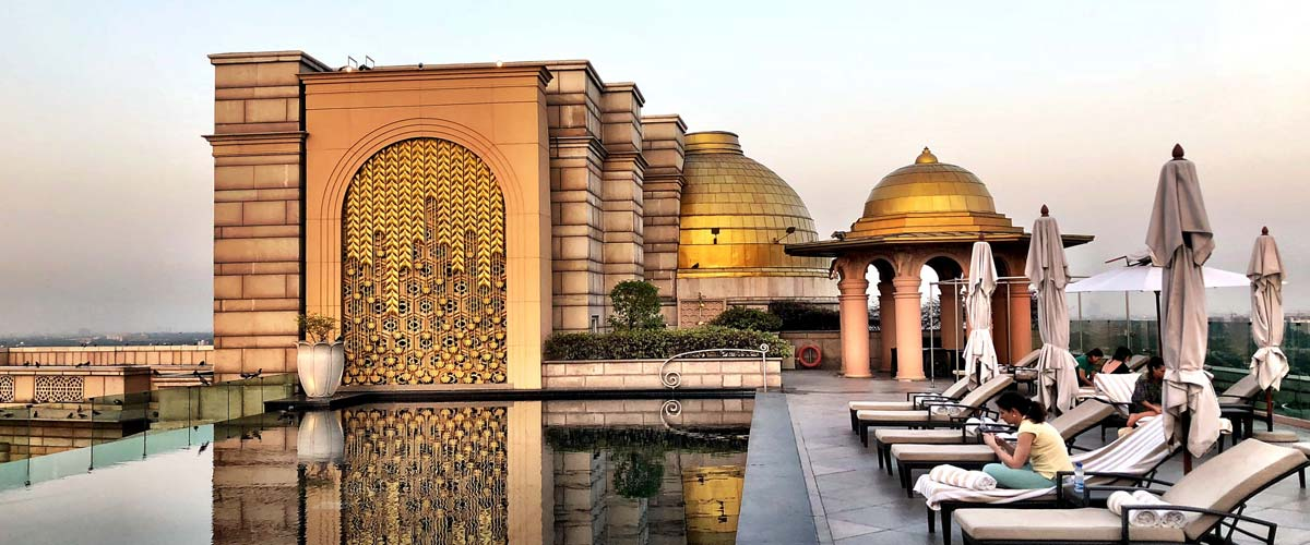 The Leela Palace Hotel, New Delhi