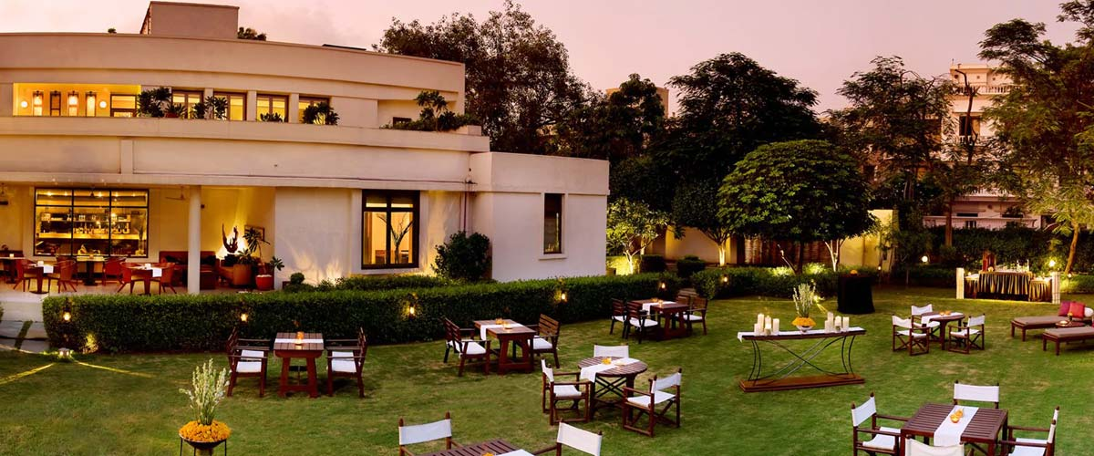 The Manor Hotel, New Delhi