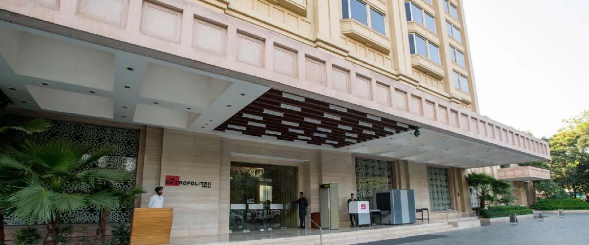 The Metropolitan Hotel and Spa, New Delhi