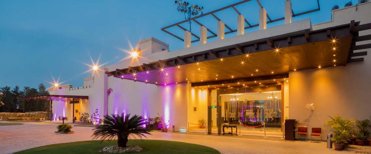 The Ocean Pearl Retreat Hotel, New Delhi