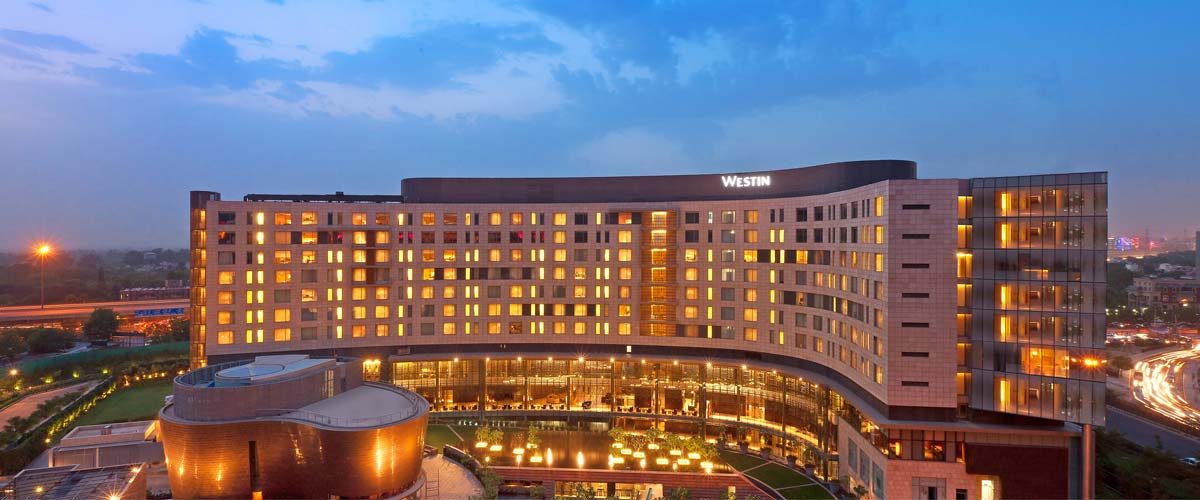 The Westin Hotel, Gurgaon