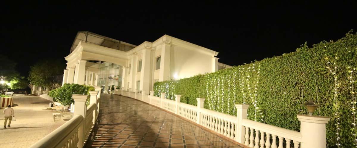 Udman Resorts and Hotels, New Delhi
