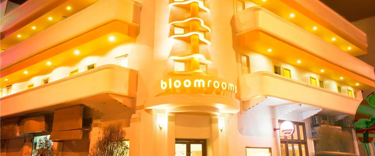 Bloomrooms Hotel, New Delhi