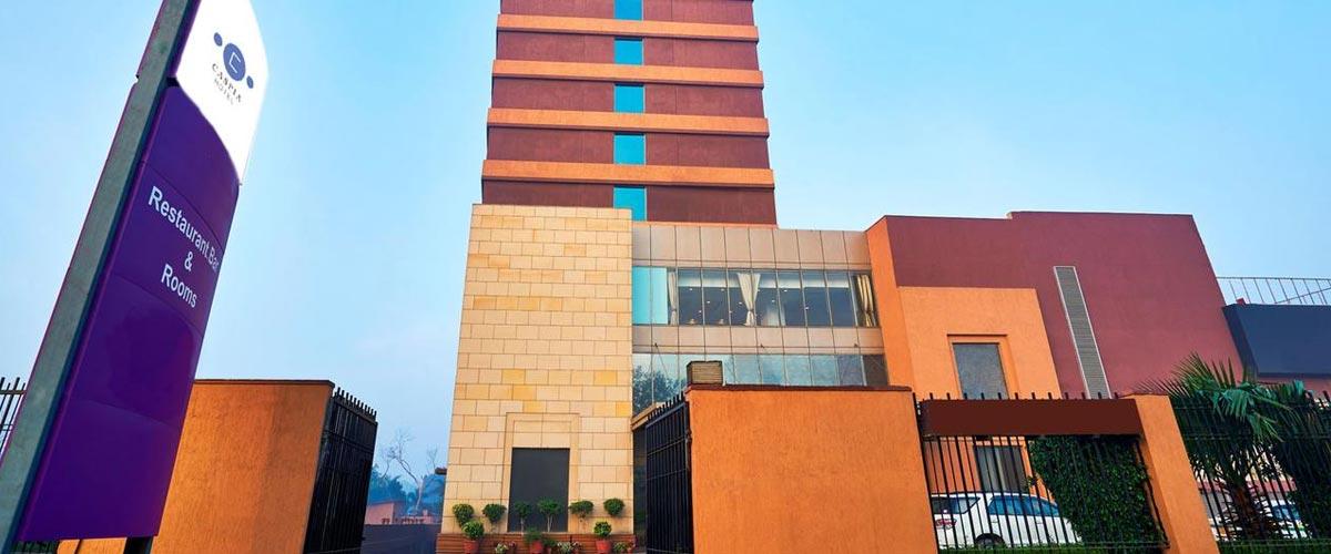 Caspia Hotel, New Delhi