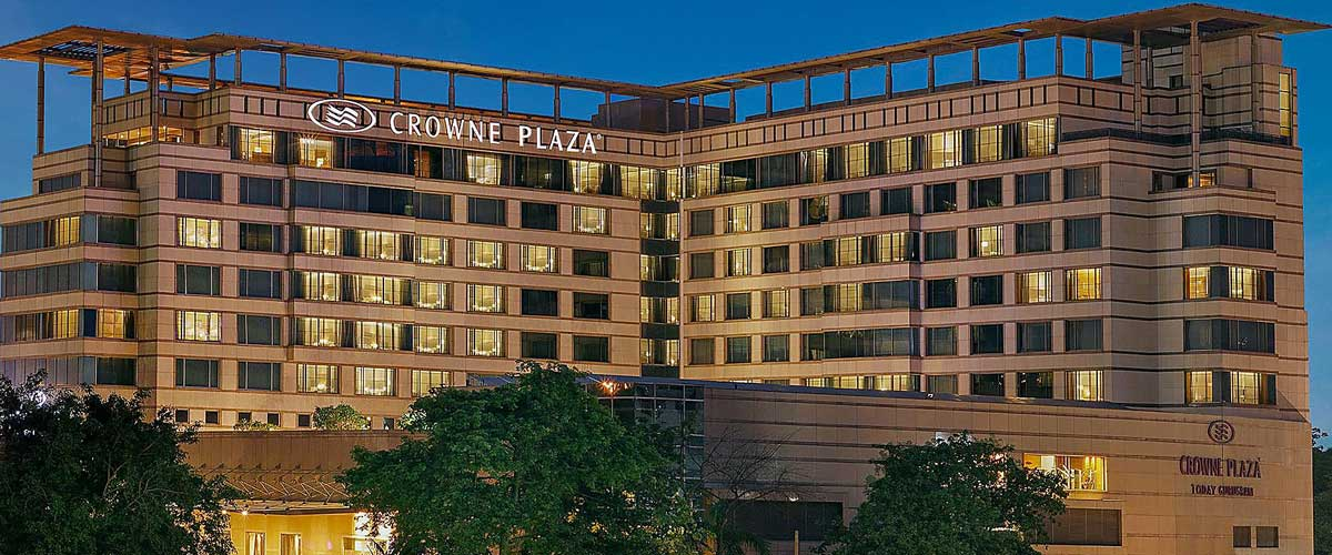 Crowne Plaza Hotel, Gurgaon