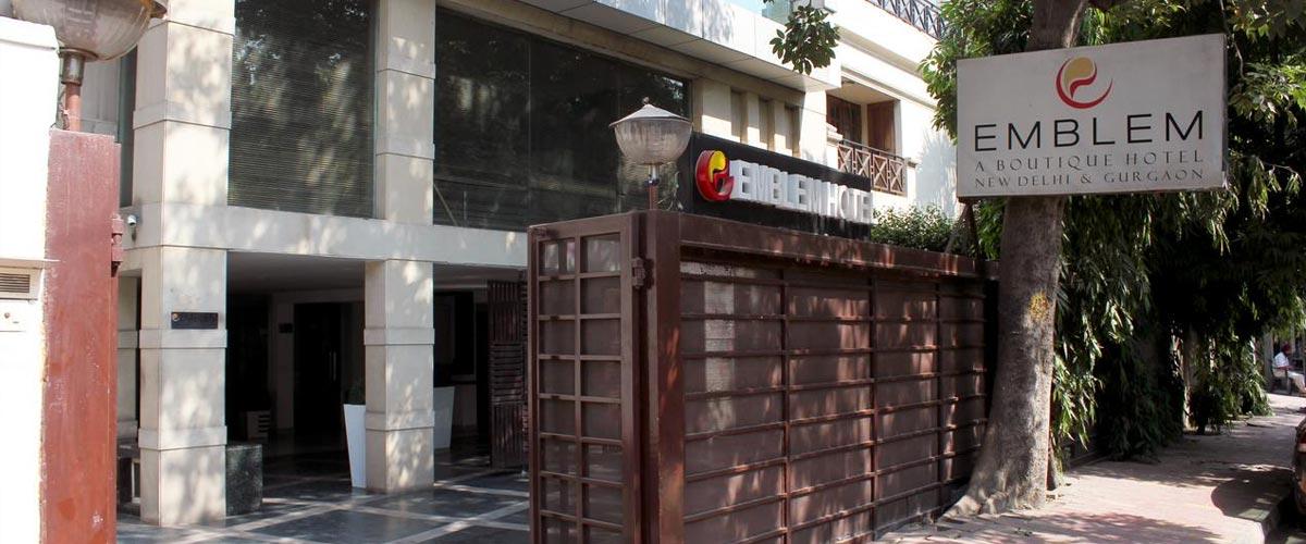 Emblem Hotel, New Delhi