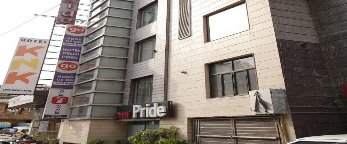 Delhi Pride Hotel, New Delhi