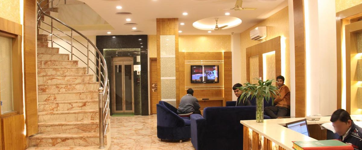 Hotel Golden Oasis, New Delhi – 3 Star