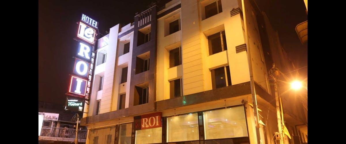 Le Roi Hotel, New Delhi