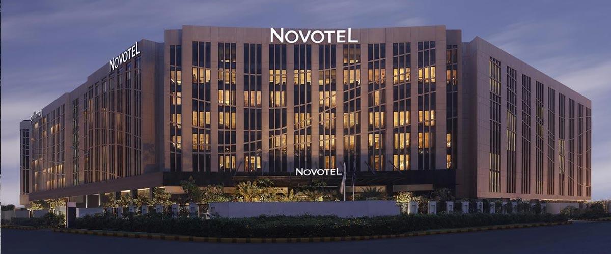 Novotel Hotel, New Delhi