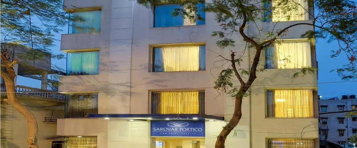 Sarovar Portico Naraina Hotel, New Delhi