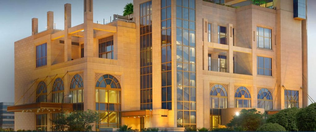 seven seas hotel new delhi