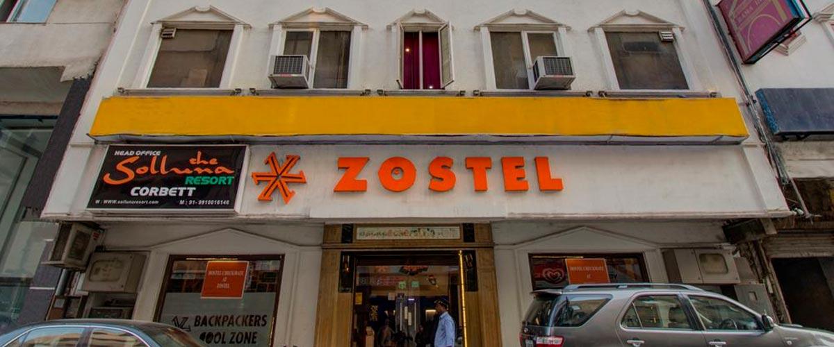 Zostel Hotel, New Delhi